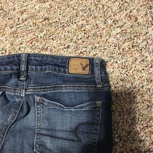 Jeans, American eagle, in perfect condition